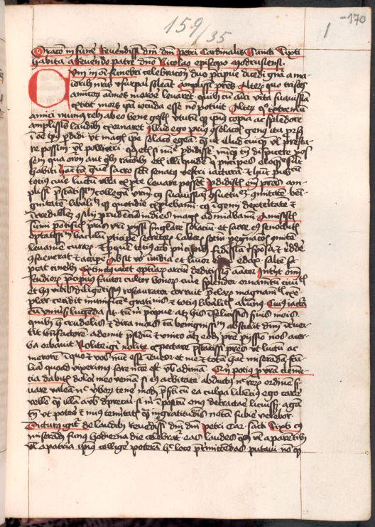 Nicolai Modrusiensis oracio